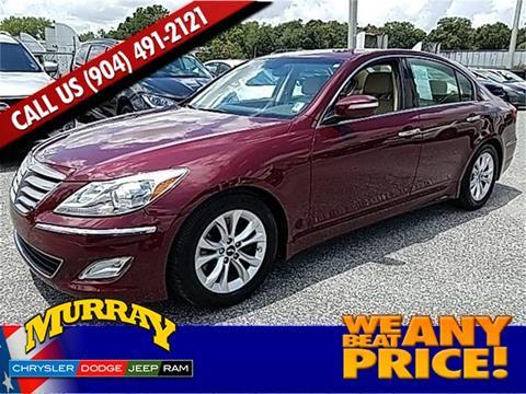 2013 Hyundai Genesis for sale in Starke, FL