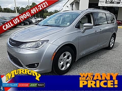 2017 Chrysler Pacifica for sale in Starke, FL