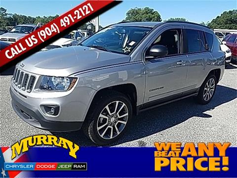 2016 Jeep Compass for sale in Starke FL
