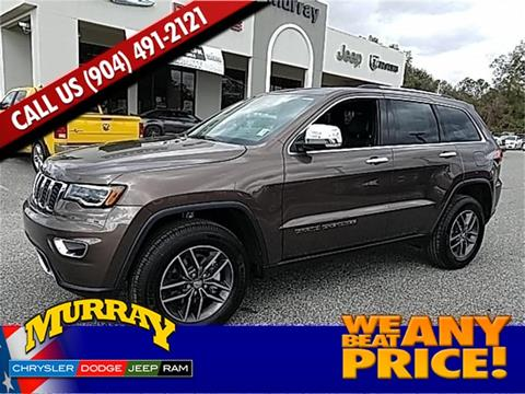 2017 Jeep Grand Cherokee for sale in Starke, FL