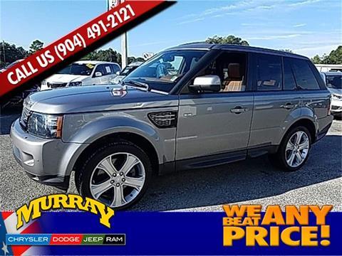 2013 Land Rover Range Rover Sport for sale in Starke, FL