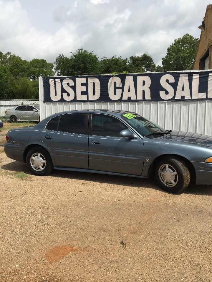 2000 Buick LeSabre for sale at B & B CARS llc in Bossier City LA