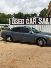 2000 Buick LeSabre for sale at B & B CARS llc in Bossier City LA