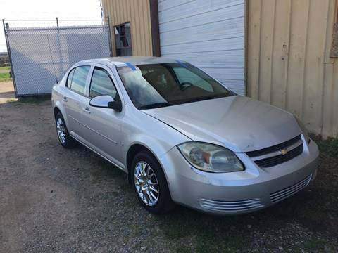 2009 Chevrolet Cobalt for sale at B & B CARS llc in Bossier City LA