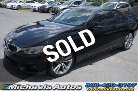 2014 BMW 4 Series for sale in Orlando FL