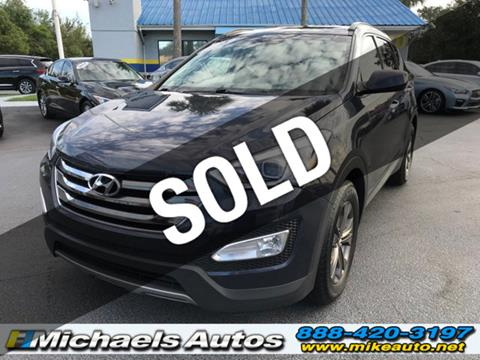 2013 Hyundai Santa Fe Sport for sale in Orlando FL