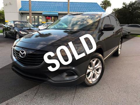 2015 Mazda CX-9 for sale in Orlando, FL