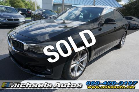 2014 BMW 3 Series for sale in Orlando FL