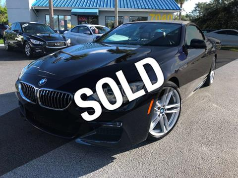 2015 BMW 6 Series for sale in Orlando FL