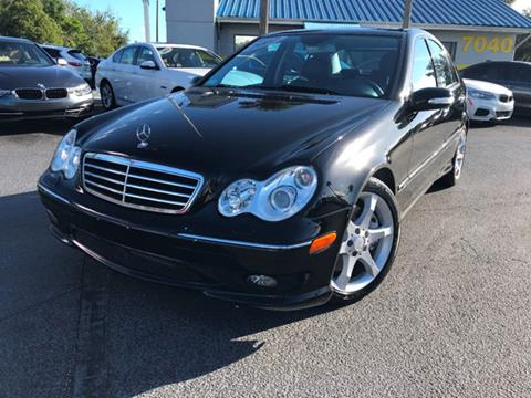 2007 Mercedes-Benz C-Class for sale in Orlando FL