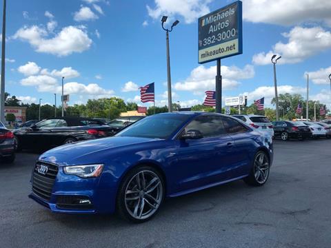 2016 Audi S5 for sale in Orlando, FL