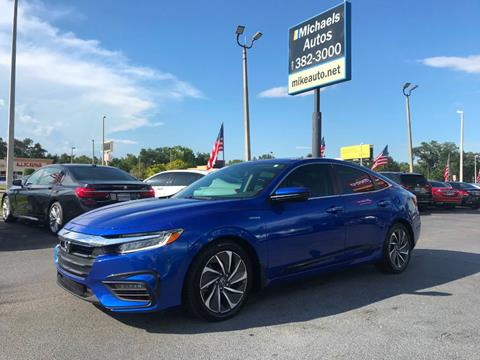 2019 Honda Insight for sale in Orlando, FL