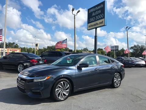 2019 Honda Insight for sale in Orlando, FL