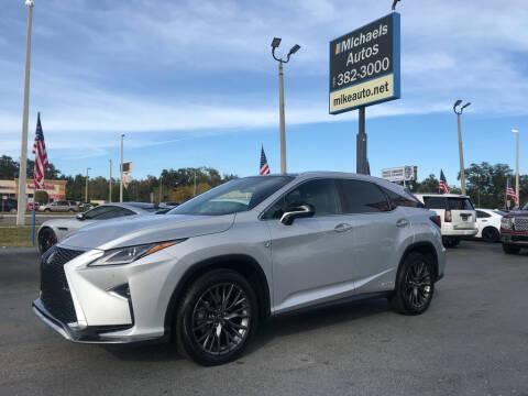 2016 Lexus RX 450h for sale in Orlando, FL