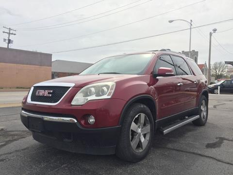 2011 GMC Acadia for sale in Joplin, MO