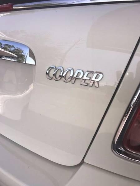 2010 MINI Cooper 2dr Convertible - Albuquerque NM