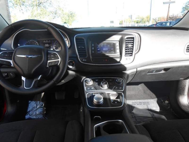 2015 Chrysler 200 Limited 4dr Sedan - Albuquerque NM