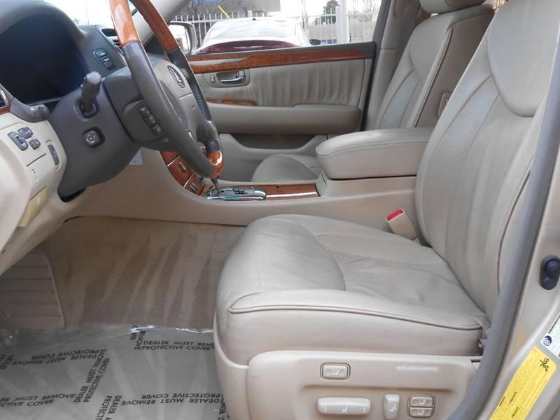 2004 Lexus LS 430 4dr Sedan - Albuquerque NM