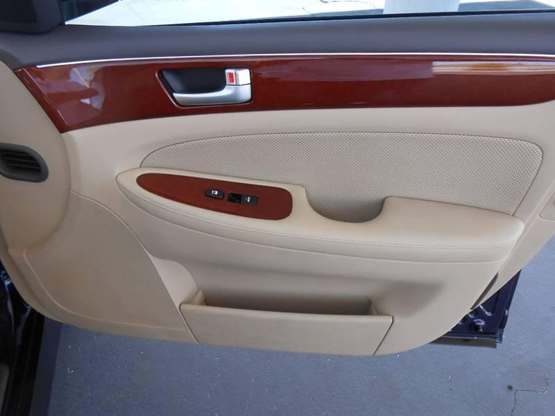 2013 Hyundai Genesis 3.8L 4dr Sedan - Albuquerque NM