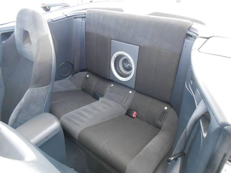2008 Mitsubishi Eclipse Spyder GS 2dr Convertible - Albuquerque NM