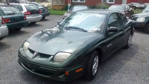2000 Pontiac Sunfire for sale in Lewistown, PA