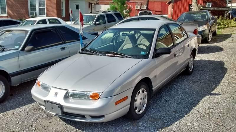 2000 Saturn L Series Ls1 4dr Sedan In Lewistown Pa Dealers Choice