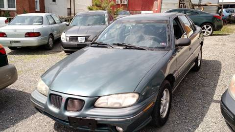 1997 Pontiac Grand Am for sale in Lewistown, PA