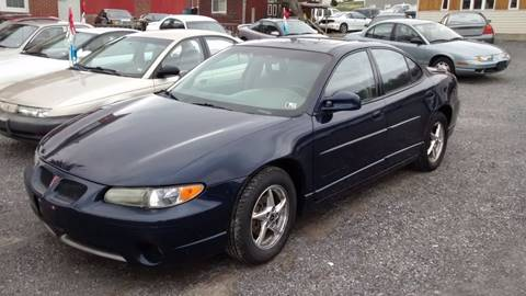 2001 Pontiac Grand Prix for sale in Lewistown, PA