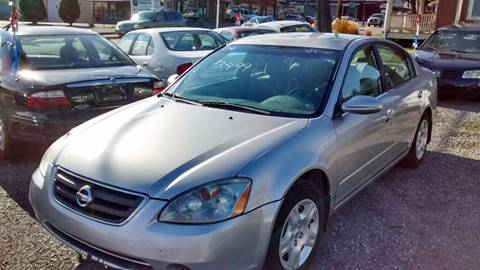 2004 Nissan Altima for sale in Lewistown, PA
