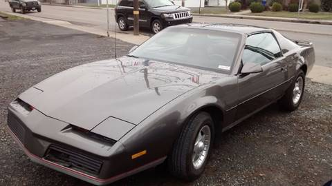 1984 Pontiac Firebird For Sale  Carsforsalecom