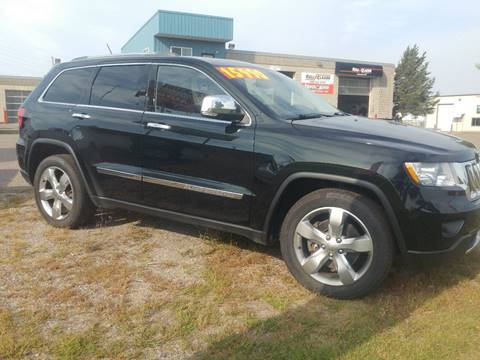 2012 Jeep Grand Cherokee for sale in Saint Cloud, MN