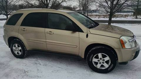2005 Chevrolet Equinox for sale at Kull N Claude in Saint Cloud MN