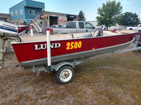 1978 Lund 16 ft for sale in Saint Cloud, MN