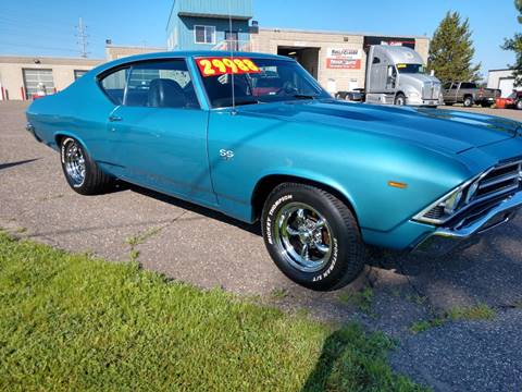 1969 Chevrolet Chevelle for sale in Saint Cloud, MN