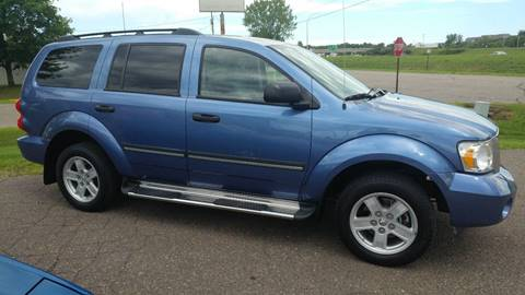 2007 Dodge Durango for sale at Kull N Claude in Saint Cloud MN