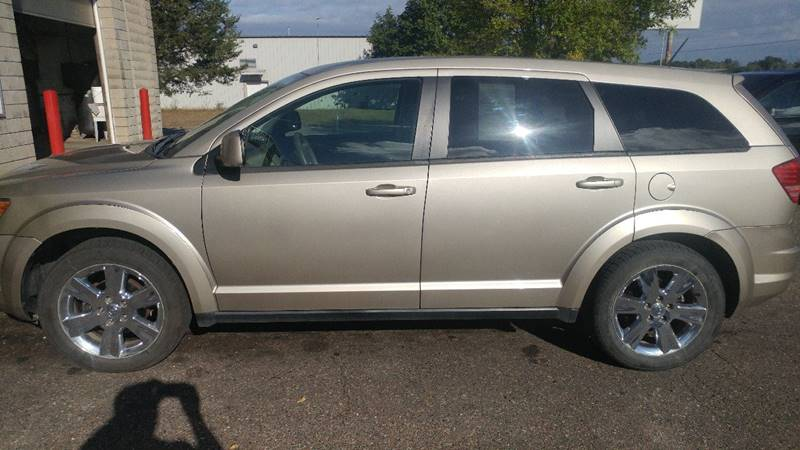 2009 Dodge Journey for sale at Kull N Claude in Saint Cloud MN