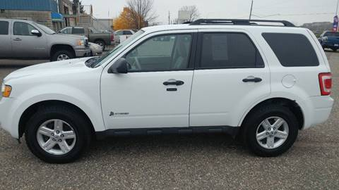 2011 ford escape hybrid for sale in saint cloud mn. Cars Review. Best American Auto & Cars Review