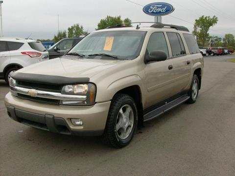 2006 Chevrolet TrailBlazer EXT for sale in Chesaning MI