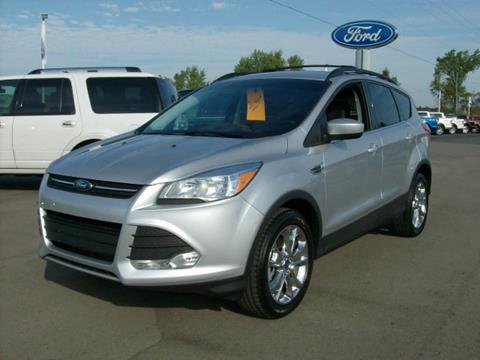 2016 Ford Escape for sale in Chesaning MI