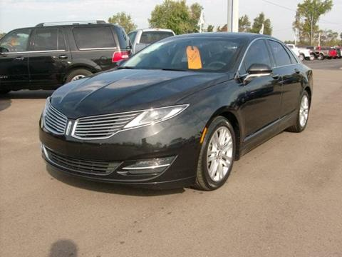 2014 Lincoln MKZ for sale in Chesaning MI