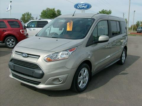 2014 Ford Transit Connect Wagon for sale in Chesaning, MI