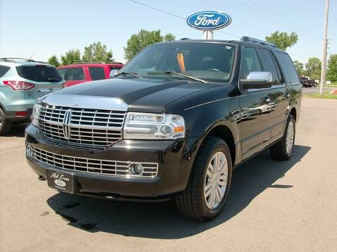 2011 Lincoln Navigator for sale in Chesaning, MI