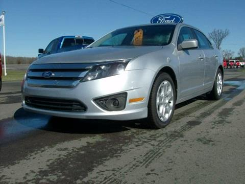 2011 Ford Fusion for sale in Chesaning MI