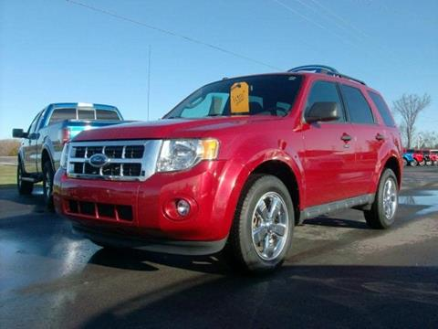 2009 Ford Escape for sale in Chesaning, MI