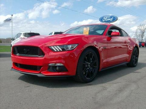 2017 Ford Mustang for sale in Chesaning MI