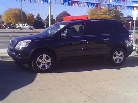 2009 GMC Acadia for sale at Fred Elias Auto Sales in Center Line MI