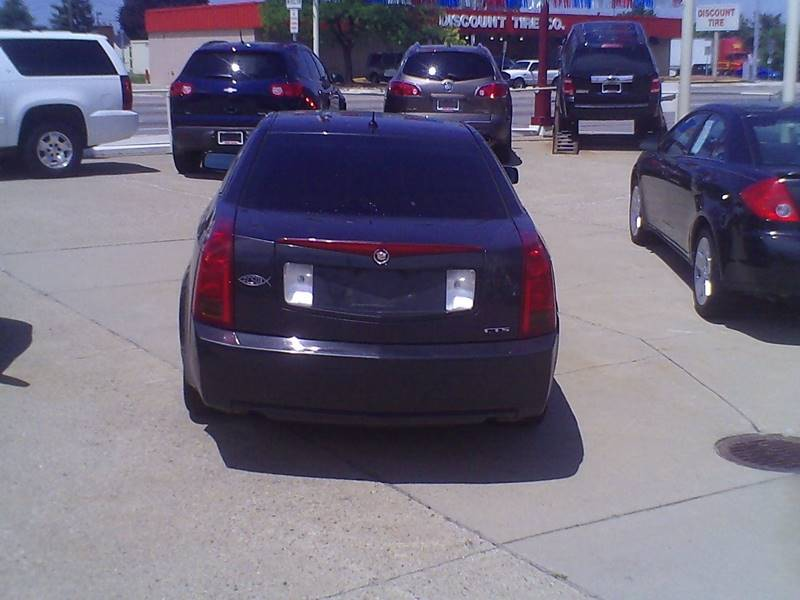 2005 Cadillac CTS 3.6 4dr Sedan - Center Line MI