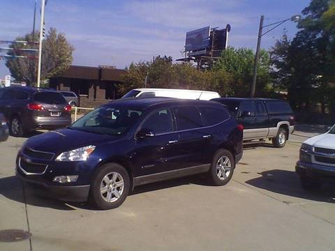 2010 Chevrolet Traverse for sale in Center Line, MI