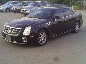 2008 Cadillac STS for sale at Fred Elias Auto Sales in Center Line MI