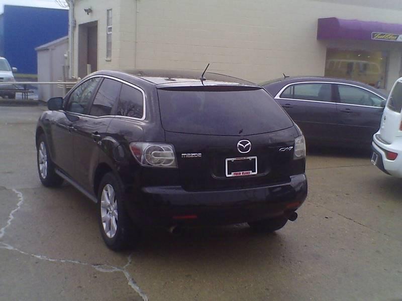 2008 Mazda CX-7 Touring 4dr SUV - Center Line MI